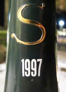 Dernier d ner dehors d une chaude soir e d t acad mie for 1997 champagne salon